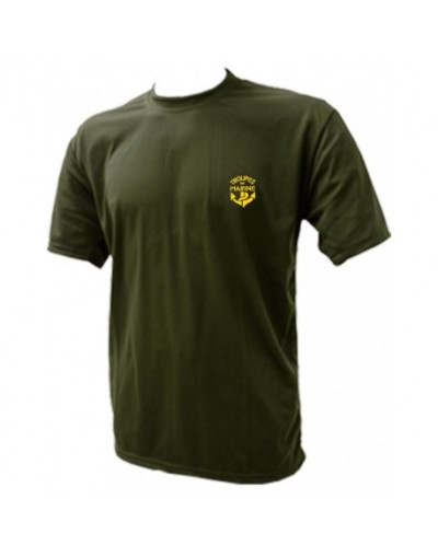 T-shirt TDM Brodé COOLDRY