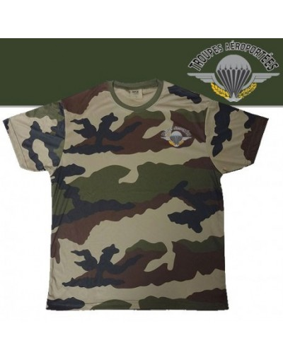 T-shirt COOLDRY SERIGRAPHIE PARA