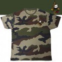 TEE SHIRT COOLDRY CAMO CE BRODE LEGION