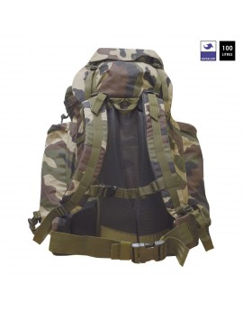 Sac à dos 100L camouflage CE