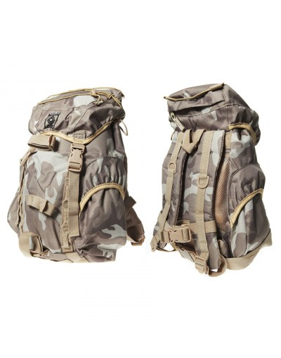 sac dos nylon recon fostex 15 litres militaire randonn e airsoft. Black Bedroom Furniture Sets. Home Design Ideas