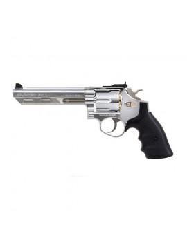 HFC - Revolver - 6 inch silver - GAZ - GNB - 6mm - 0.6J