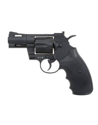 KWC - Revolver 357 Magnum 2.5 Inch - CO2 - 6mm 1.2J