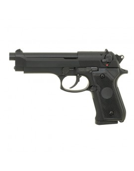 STTI - Type M92F - noir - GNB - 0,8 J - GAZ - 6 mm