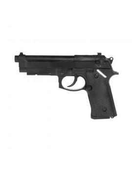 STTI - Type M92F - noir - GNB - 0,8 J - 6 mm