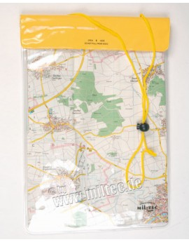 Pochette porte carte étanche de poitrine 260 x 350