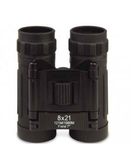 Jumelles 8X21 noire