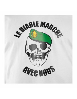 T-shirt diable rit TAP