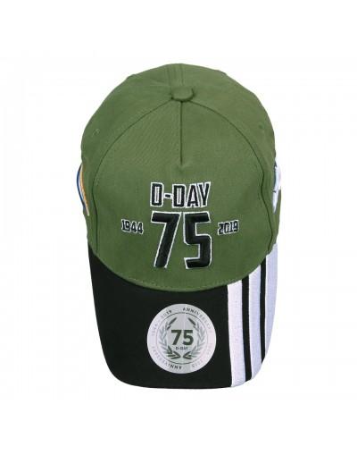 Casquette BB spécial D-day 75éme anniversaire