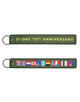 Porte clés D-DAY 75eme anniversaire
