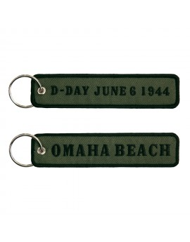 Porte clé D-day OMAHA BEACH