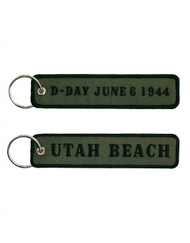 Porte clé D-day UTAH BEACH