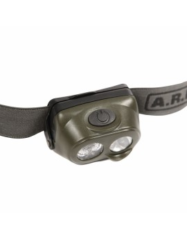 Lampe frontale ARES 1W + 4W