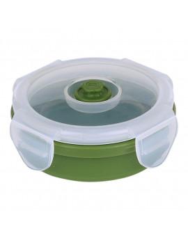 Tasse pliable en silicone