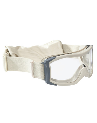 Masque Bollé X1000 tactical goggle clear platinum (X1SSTDI)