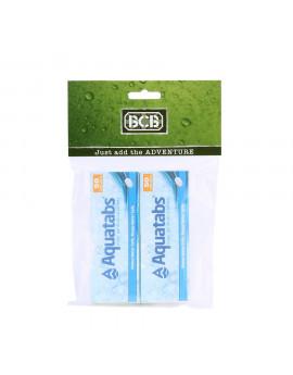 Tablettes purification d'eau