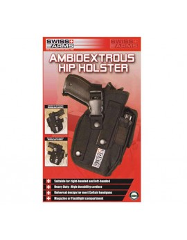 Holster SWISS-ARMS ceinture ambidextre