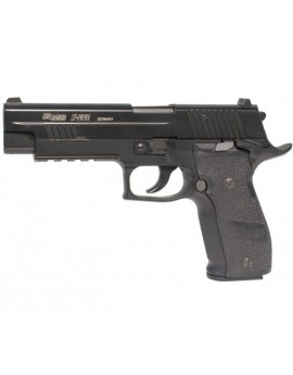 Pistolet billes acier 4.5mm SIG P226 CO² blow-back