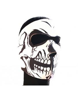 Masque airsoft néoprene intégral TETE DE MORT