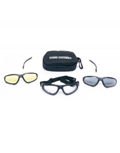 Masque airsoft Protection tactique kit 3 écrans