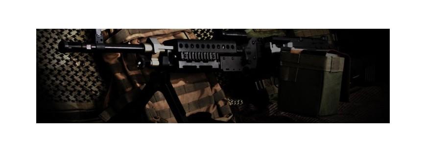 Répliques armes d'épaule