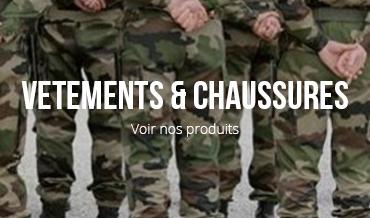 pantalons vintage, de treillis camouflage, de t-shirt militaire